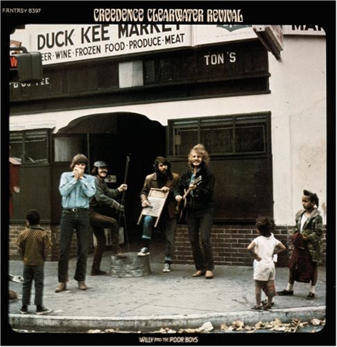Creedence Clearwater Revival-Willy and The Poor Boys [Remastered] [Bonus Tracks] [Digipak]