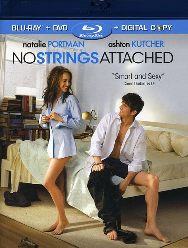 No Strings Attached [2 Discs] [Blu-ray/DVD]