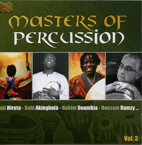 Masters Of Percussion, Vol. 3