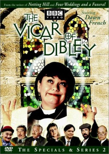 The Vicar of Dibley: Complete Series Two and Specials