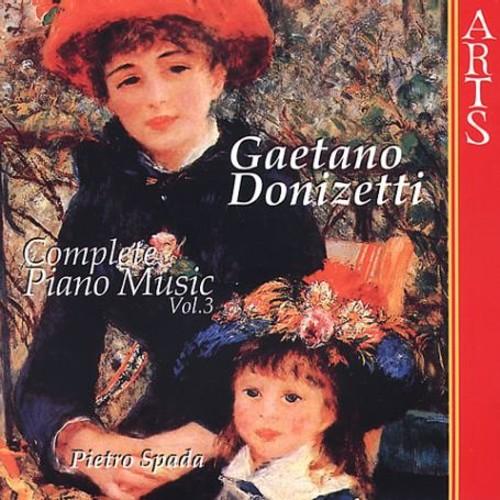 Complete Piano Music 3