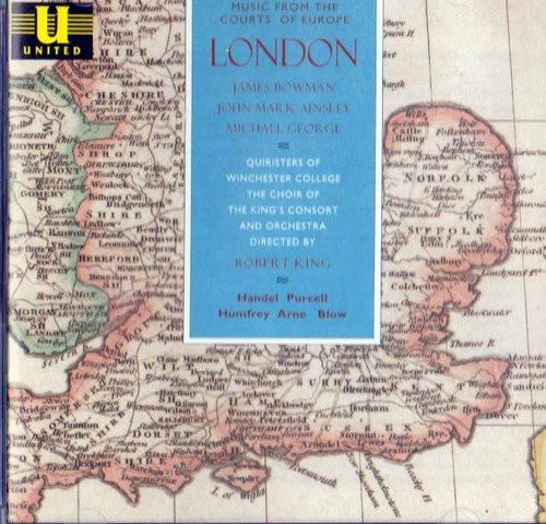Music from the Courts of Europe London