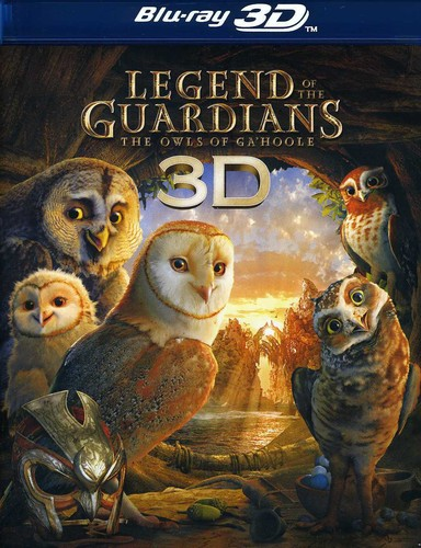 Legend of the Guardians: The Owls of Ga'Hoole [Blu-ray 3D]