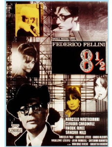 8 1/ 2 (Otto E Mezzo) (Original Soundtrack) [Import]