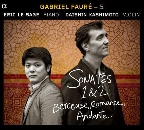 Sonates 1 & 2 /  Berceuse /  Romance /  Andante