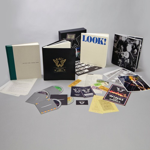 Paul McCartney-Wings Over America [Deluxe Edition] [Box Set]