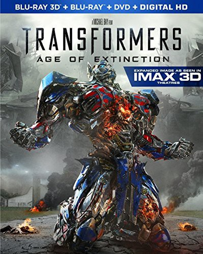 Transformers: Age of Extinction [3D] [Blu-ray/DVD]