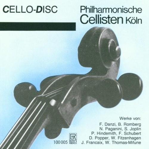 Philharmonische Cellisten Koln