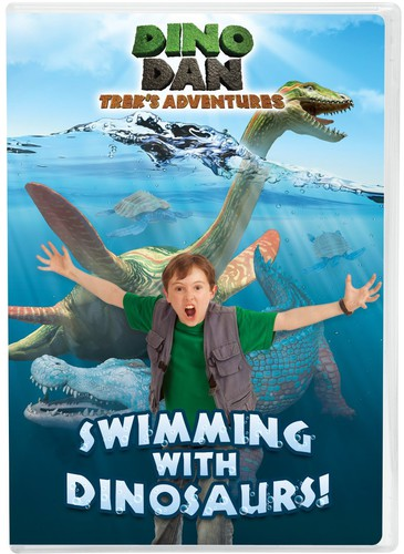 Dino Dan Trek's Adventures: Swimming With Dinosaurs!