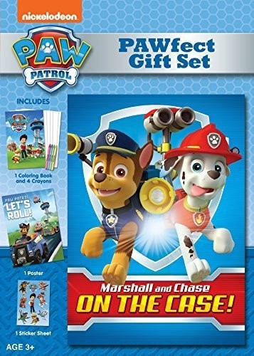 PAW Patrol: Marshall and Chase on the Case!