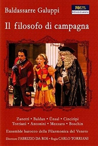 Baldassarre Galuppi: Il Filosofo di Campagna