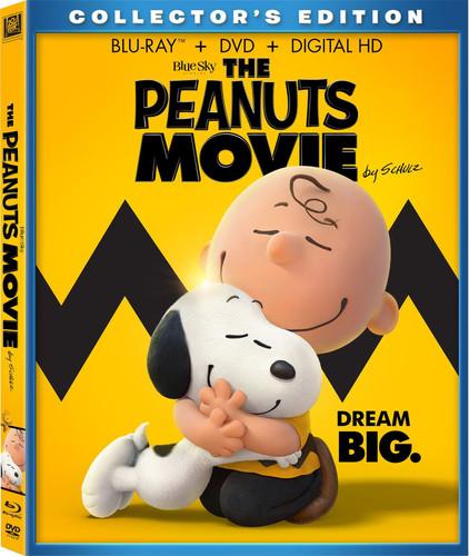 Peanuts Movie [Blu-ray/DVD]