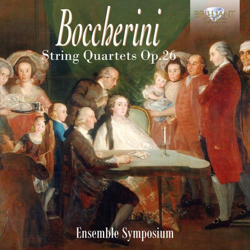 Ensemble Symposiums Op.26