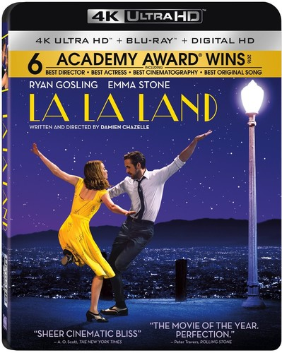 La La Land [4K Ultra HD Blu-ray] [UltraViolet]