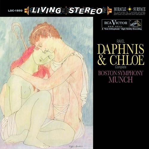 Ravel: Daphnis And Chloe