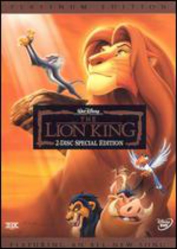 The Lion King [2 Discs] [WS] [Special Edition]