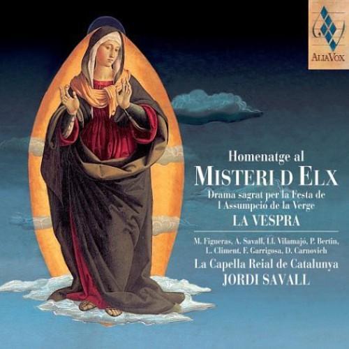 Homage to El Misteri D'elx: La Vespra
