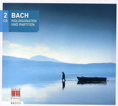 Violin Sonatas & Partitas