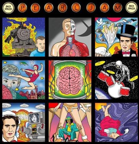 Pearl Jam-Backspacer [Limited Edition]