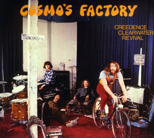 Creedence Clearwater Revival-Cosmo's Factory [Remastered] [Bonus Tracks] [Digipak]