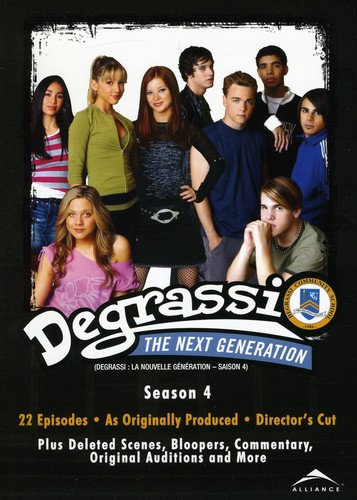 Degrassi Next Generation: Season 4 [Import]