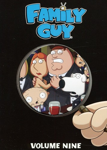 The Family Guy: Volume 9