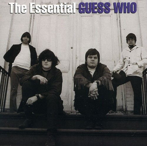 The Essential Guess Who