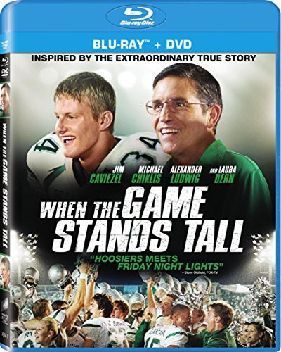 When the Game Stands Tall [2 Discs] [UltraViolet] [Blu-ray/DVD]