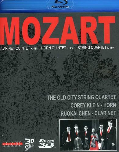 Clarinet Horn String Quartets
