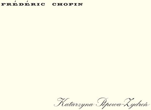 Popowa-Zydron Plays Chopin