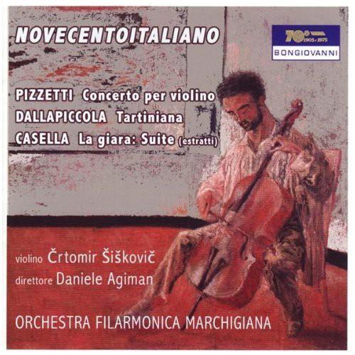 Concerto in la Per Violino E Orch /  Tartiniana