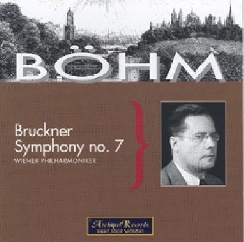Sinfonie 7 /  Wiener Phil. B