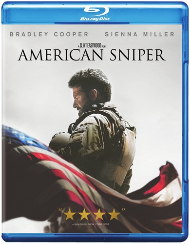 American Sniper [2 Discs] [Ultraviolet] [Blu-ray/DVD]