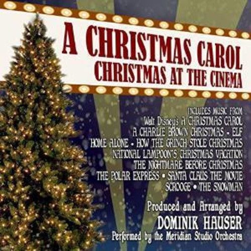A Christmas Carol: Christmas at the Cinema (Original Soundtrack)