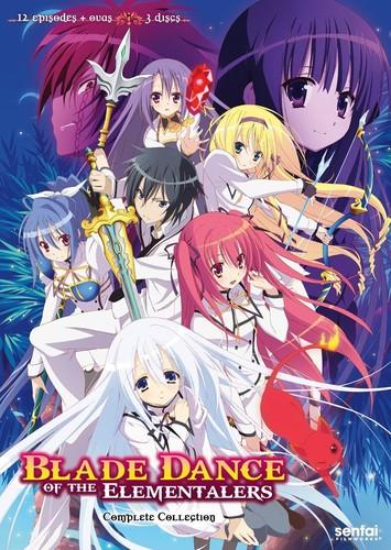 Blade Dance of the Elementalers