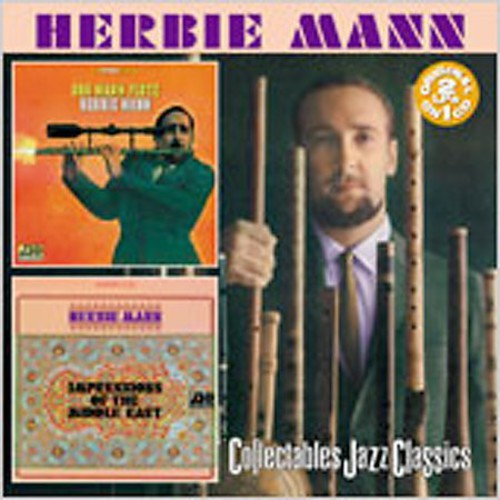 Our Man Flute /  Impressions of the Middle East