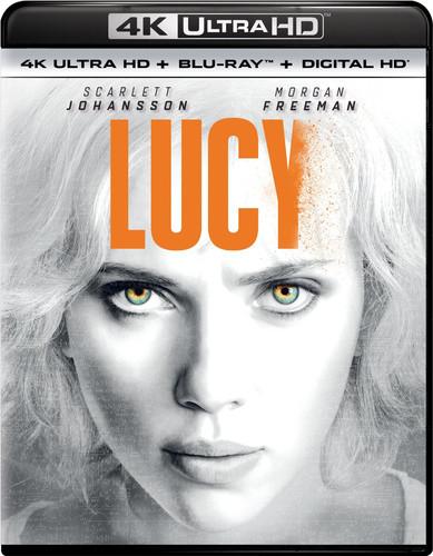 Lucy [4K Ultra HD Blu-ray/Blu-ray]