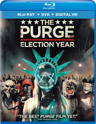 Purge: Election Year [Blu-ray]
