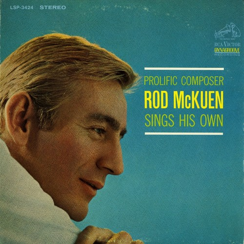 Prolific Composer Rod McKuen Sings His Own