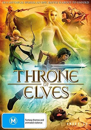 Throne Of Elves [Import]