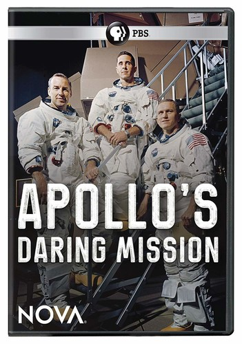 NOVA: Apollo's Daring Mission
