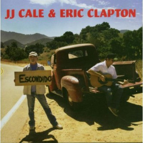J.J. Cale-The Road To Escondido