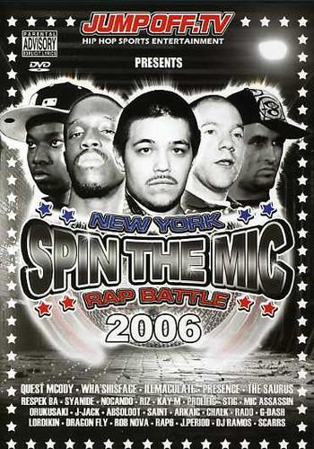 Spin the Mic-Rap Battle 2006 [Import]