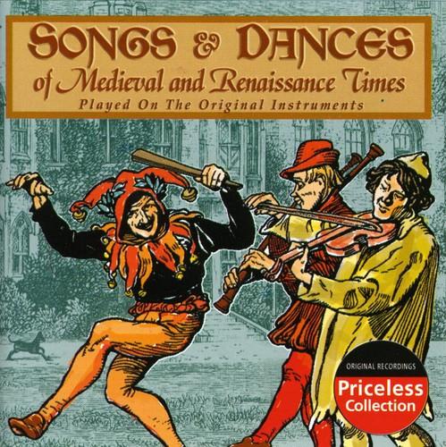 Songs & Dances of Medieval & Renaissance /  Various