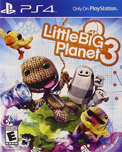Little Big Planet 3 for PlayStation 4