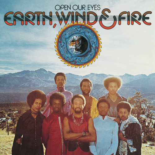 Earth Wind & Fire-Open Our Eyes