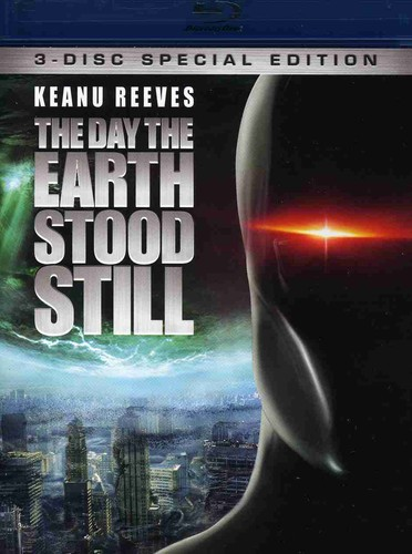 Day the Earth Stood Still [Special Edition] [3 Discs] [Blu-ray]