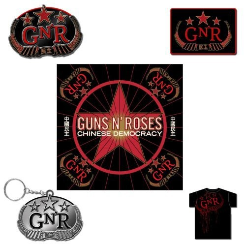 Guns N' Roses-Chinese Democracy-Deluxe Edition