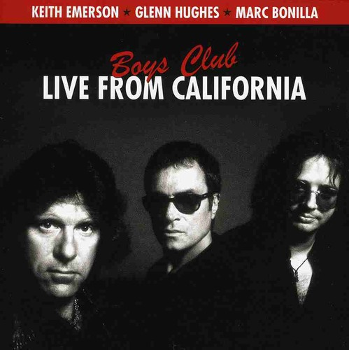 Boys Club: Live from California [Import]
