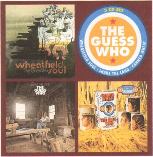 Wheatfield Soul /  Share the Land /  Canned Wheat [Import]